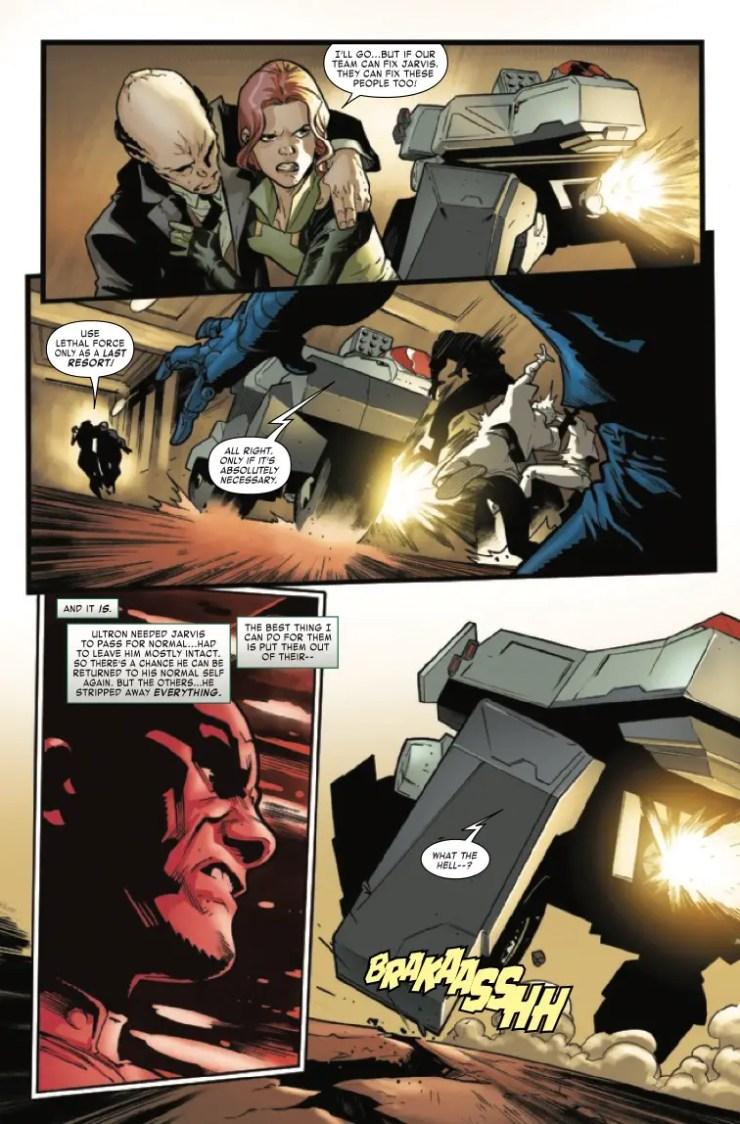 Marvel Preview: Tony Stark: Iron Man #17
