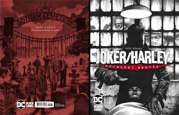 DC Preview: Joker/Harley: Criminal Sanity #1