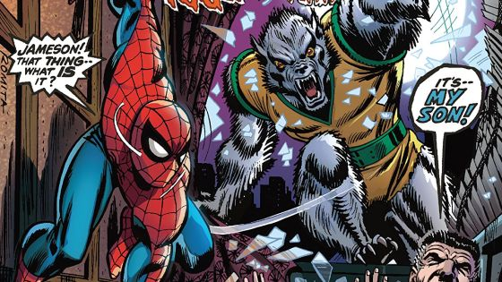 In the Halloween spirit, Marvel has released a complete collection for Man-Wolf, the sometimes Spider-Man foe and son of publisher J. Jonah Jameson.