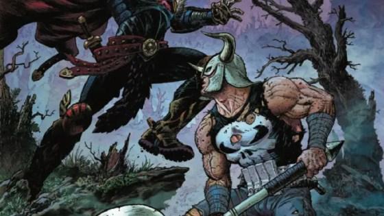 Marvel Preview: Punisher Kill Krew #4