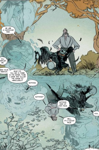 'Pretty Deadly: The Rat' #2: Setting the scene for a grand old mystery tale