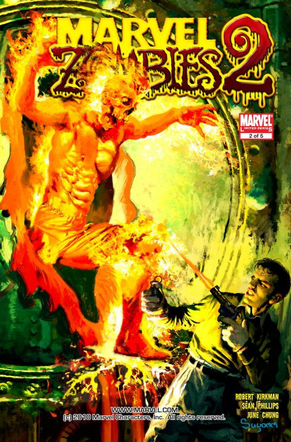Marvel Zombies 2 TPB Review