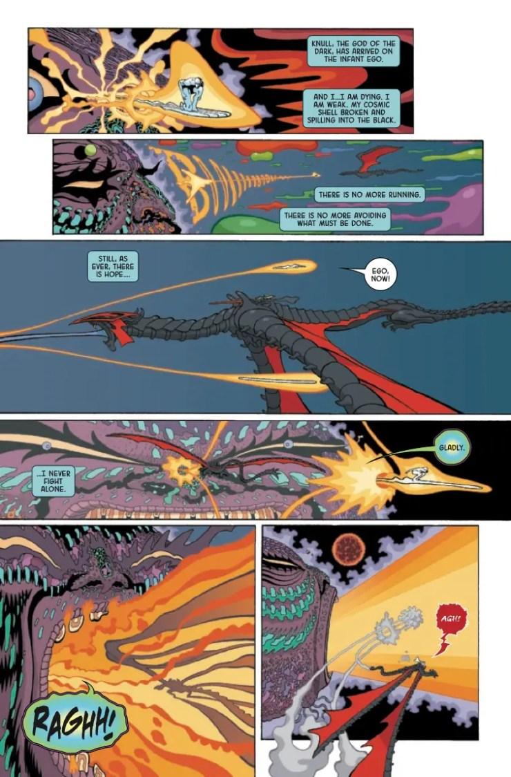Marvel Preview: Silver Surfer: Black #5