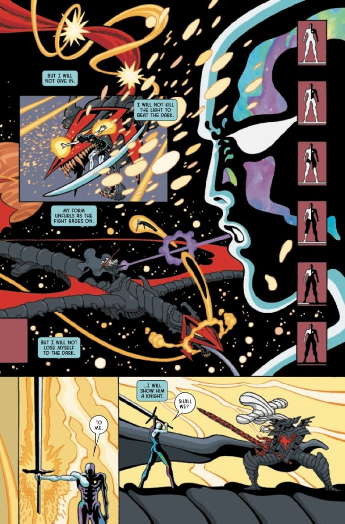 Silver Surfer: Black #5 Review