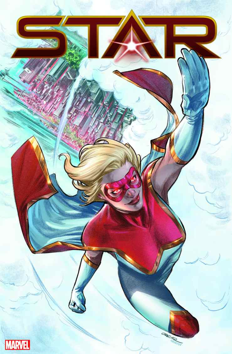 """A """"Star"""" is born: Kelly Thompson to write new series featuring Captain Marvel character"""