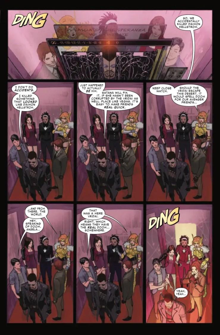Marvel Preview: Strikeforce #2