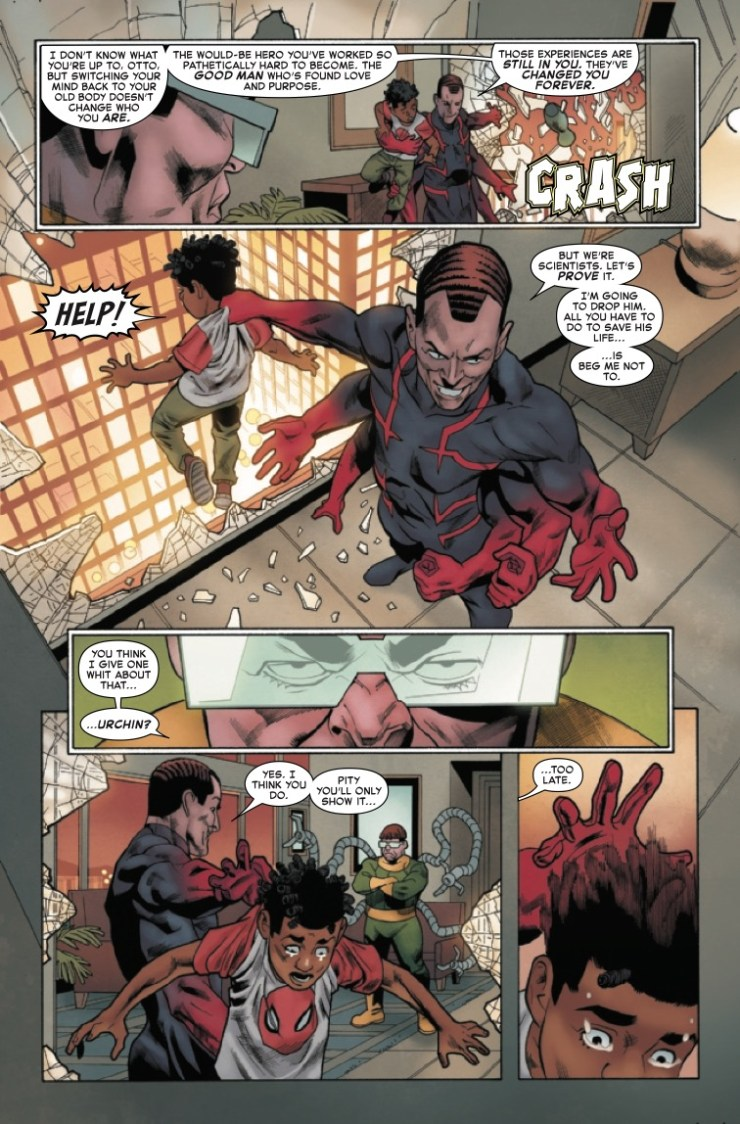 Marvel Preview: Superior Spider-Man #12