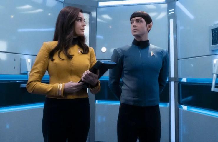 Star Trek: Discovery Season 3 trailer, short treks, and massive time jump