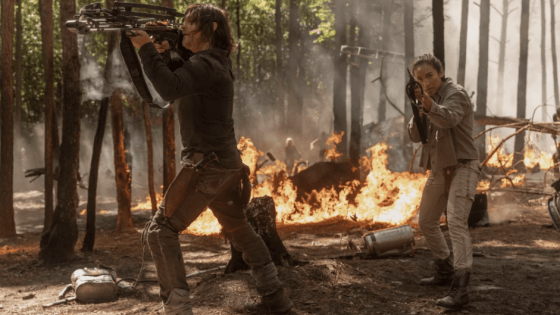 The Walking Dead Season 10, Episode 1 'Lines We Cross' Review