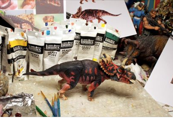 Beasts of the Mesozoic Ceratopsian Series: Surprise stretch goals unlocked!