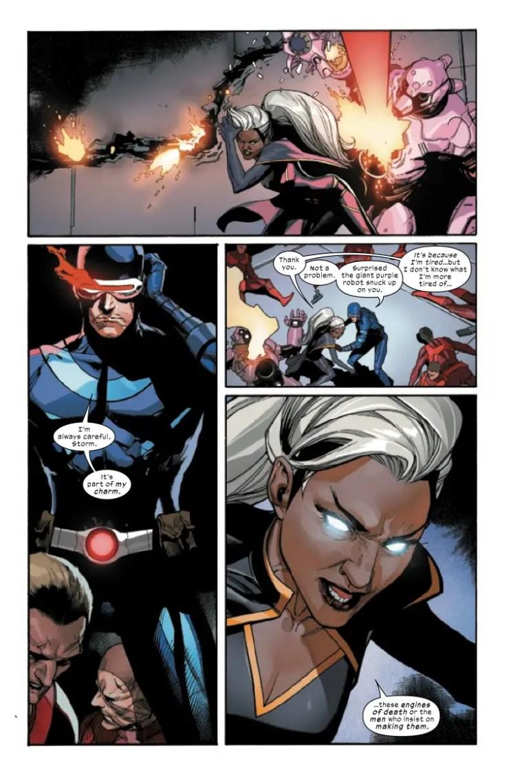 Marvel Preview: X-Men #1