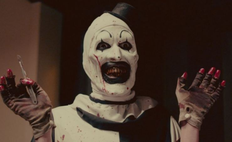 Lifestyles of the Sick and Twisted: David Howard Thornton talks Art the Clown