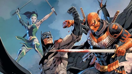 First look at new Batman creative team James Tynion and Tony S. Daniel's run reveals Deathstroke and Cheshire
