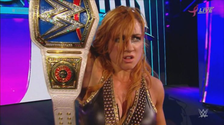 Retrospective: What we can learn from Becky Lynch's 2018 heel turn