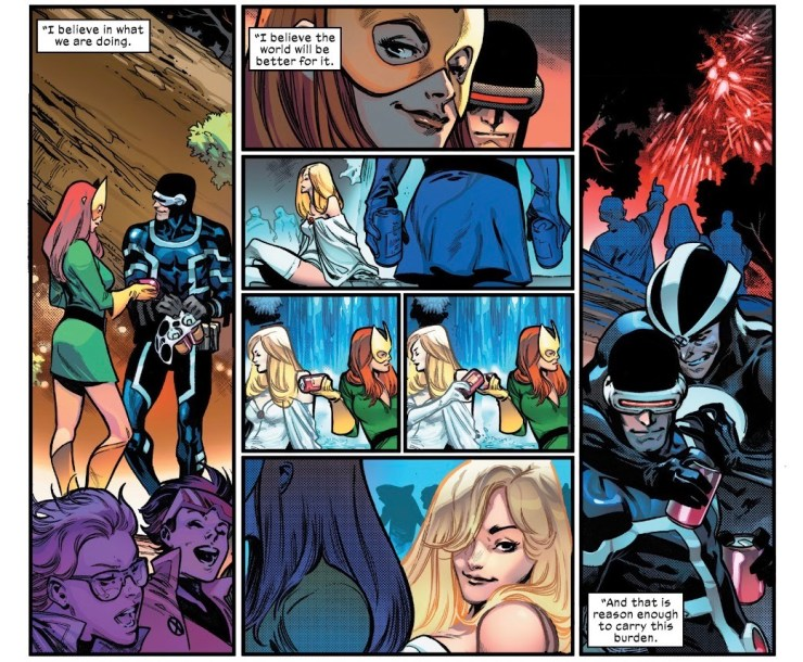 Jean Grey and Emma Frost: The next great X-Men BFFs?
