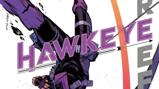 Matthew Rosenberg's 'Hawkeye: Freefall' begins in February