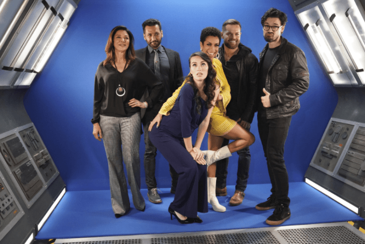 NYCC 2019's The Expanse fan experience was truly out of this world