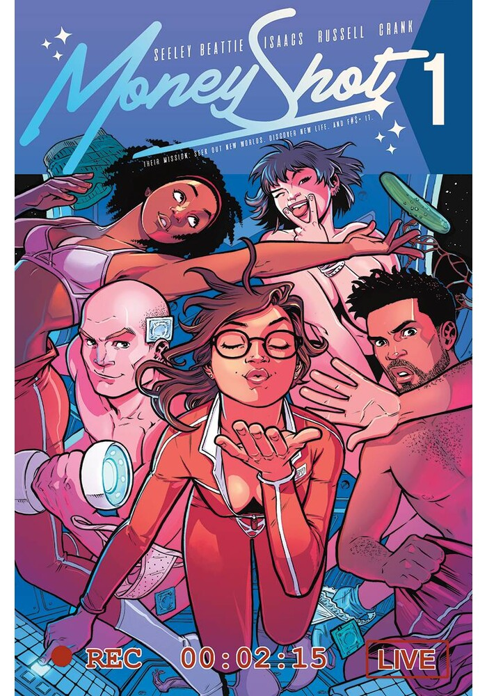 Moneyshot #1 review: riding in reverse