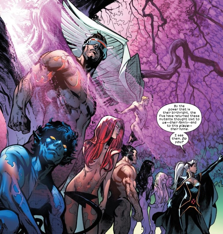 X-Men Monday #32 - Jonathan Hickman answers your House of X and Powers of X questions