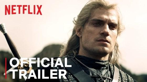 Watch: The Witcher (Main Trailer) on Netflix