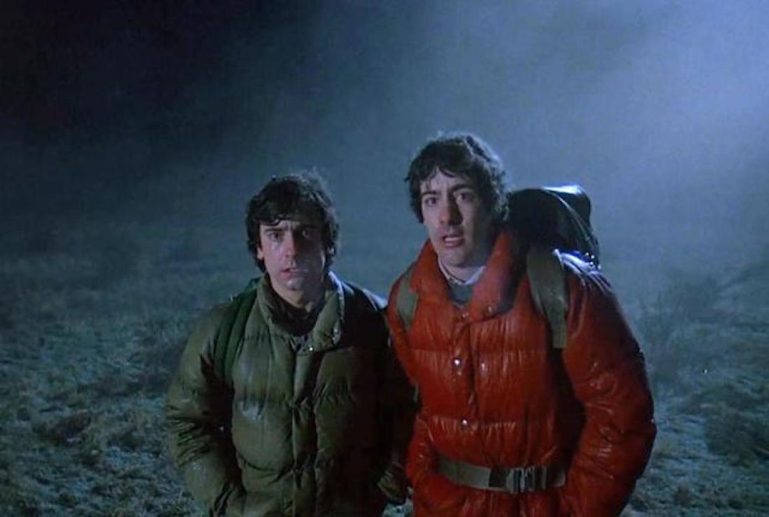 'An American Werewolf in London' and growth and transformation