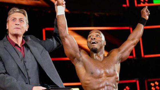 Jordan Myles blasts WWE, says they 'don't care about black people'