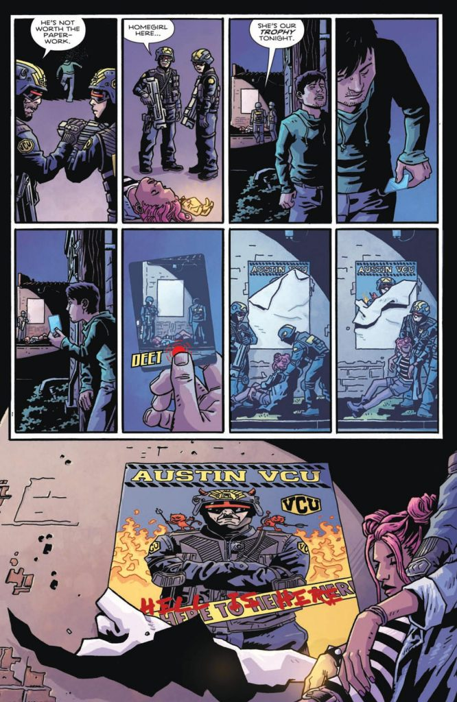 Heart Attack #1 Review