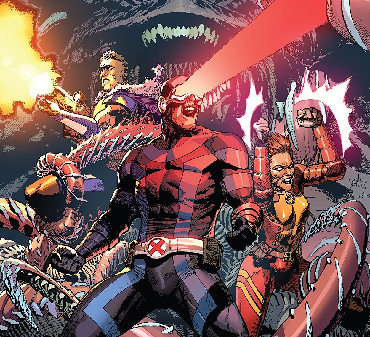 X-Men #2 review: now two are one