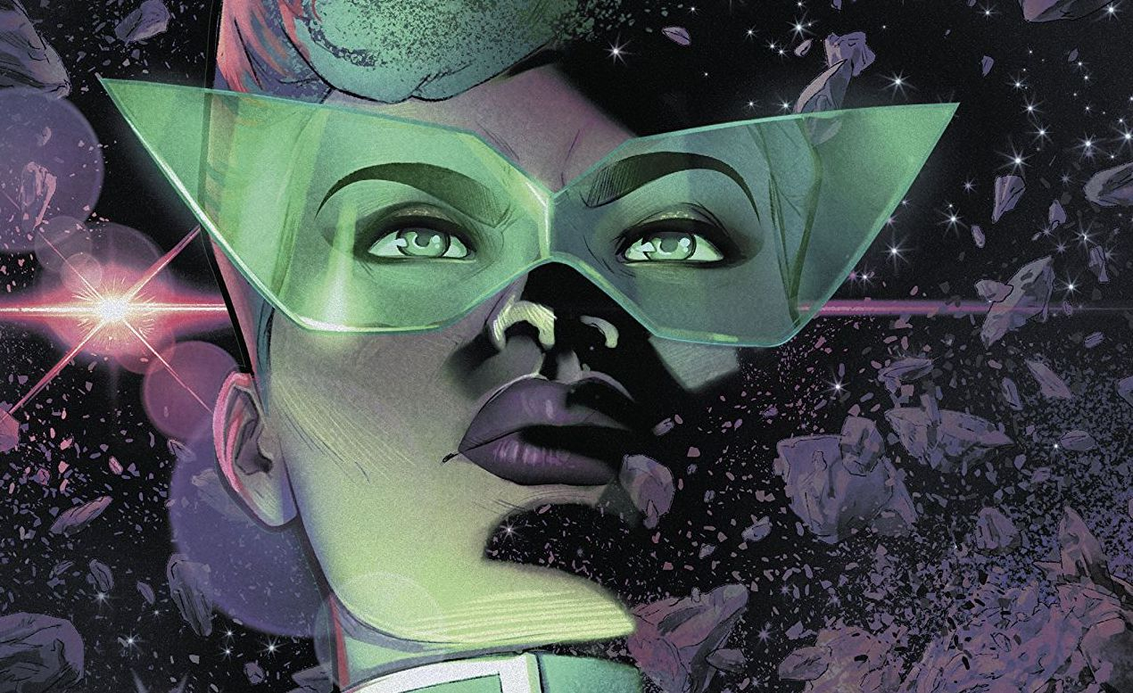 Far Sector #1 review: journey beyond