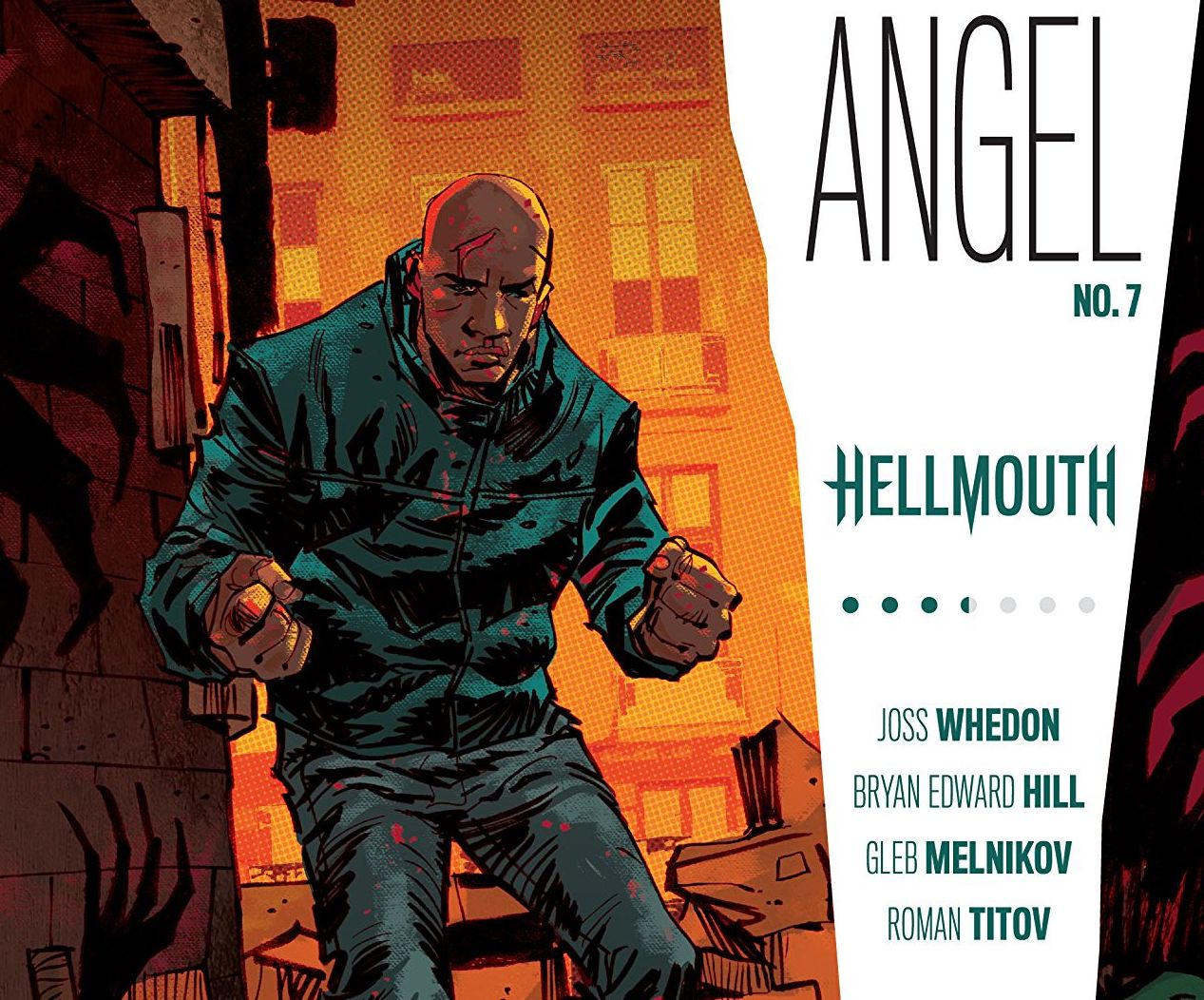Angel #7 Review