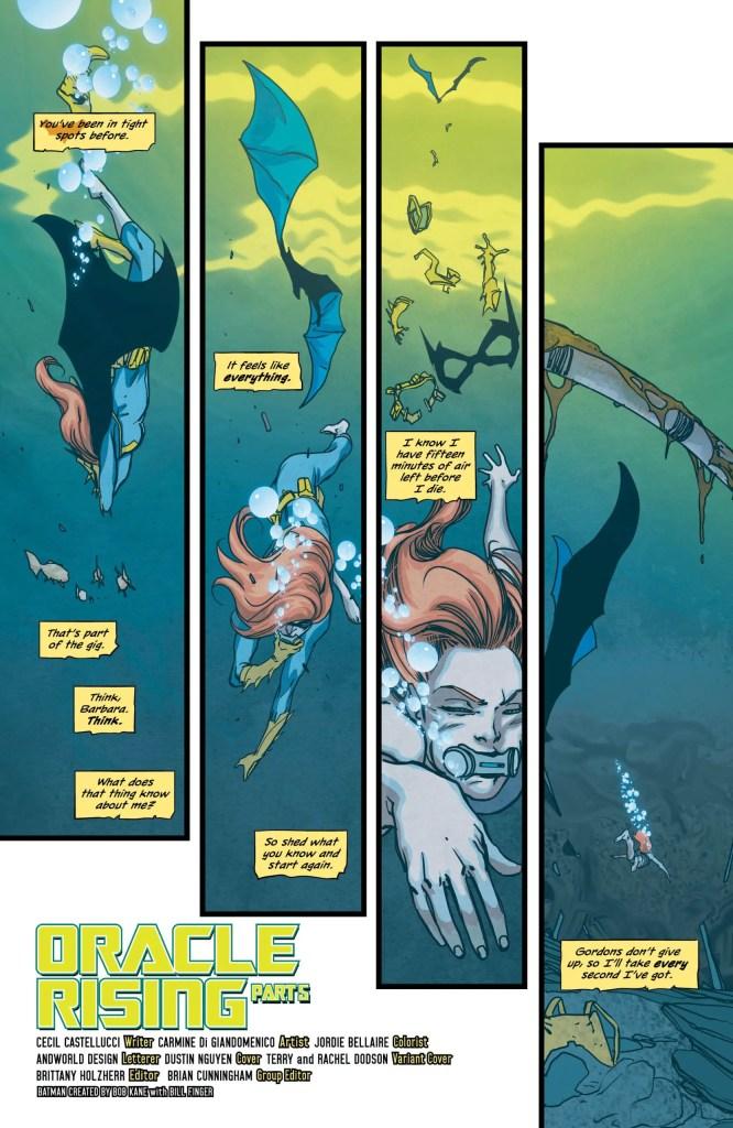 Batgirl #41 review