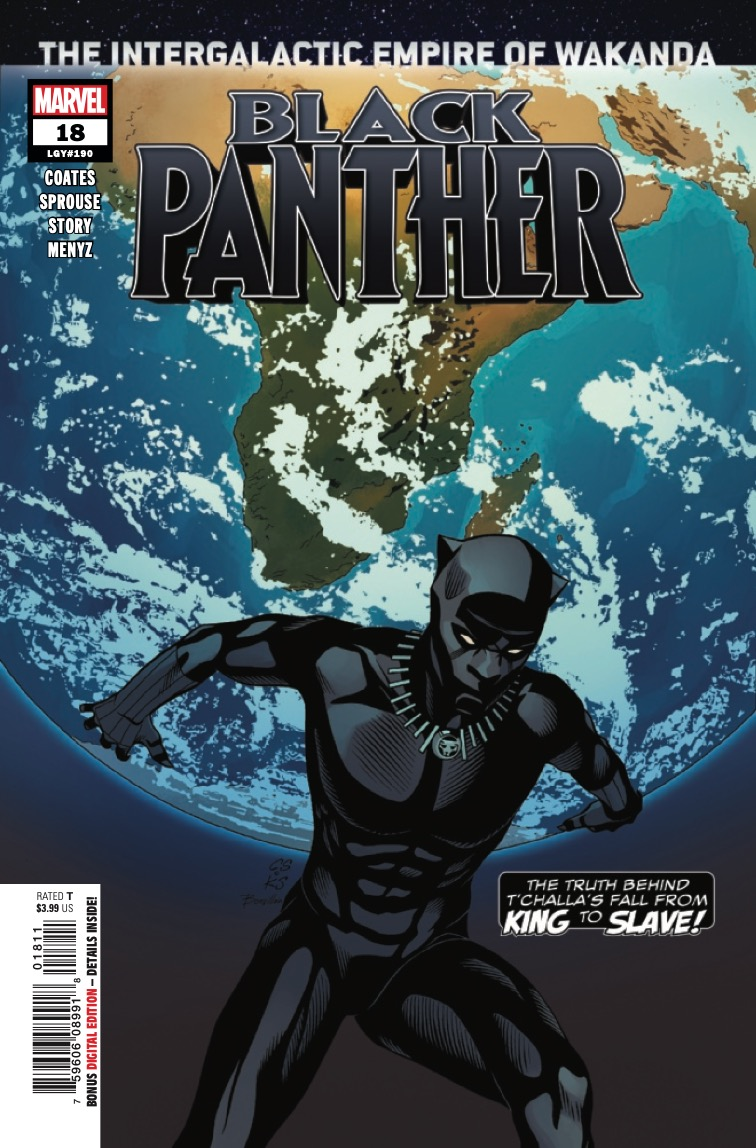 Black Panther Book 8: The Intergalactic Empire of Wakanda Part Three Review