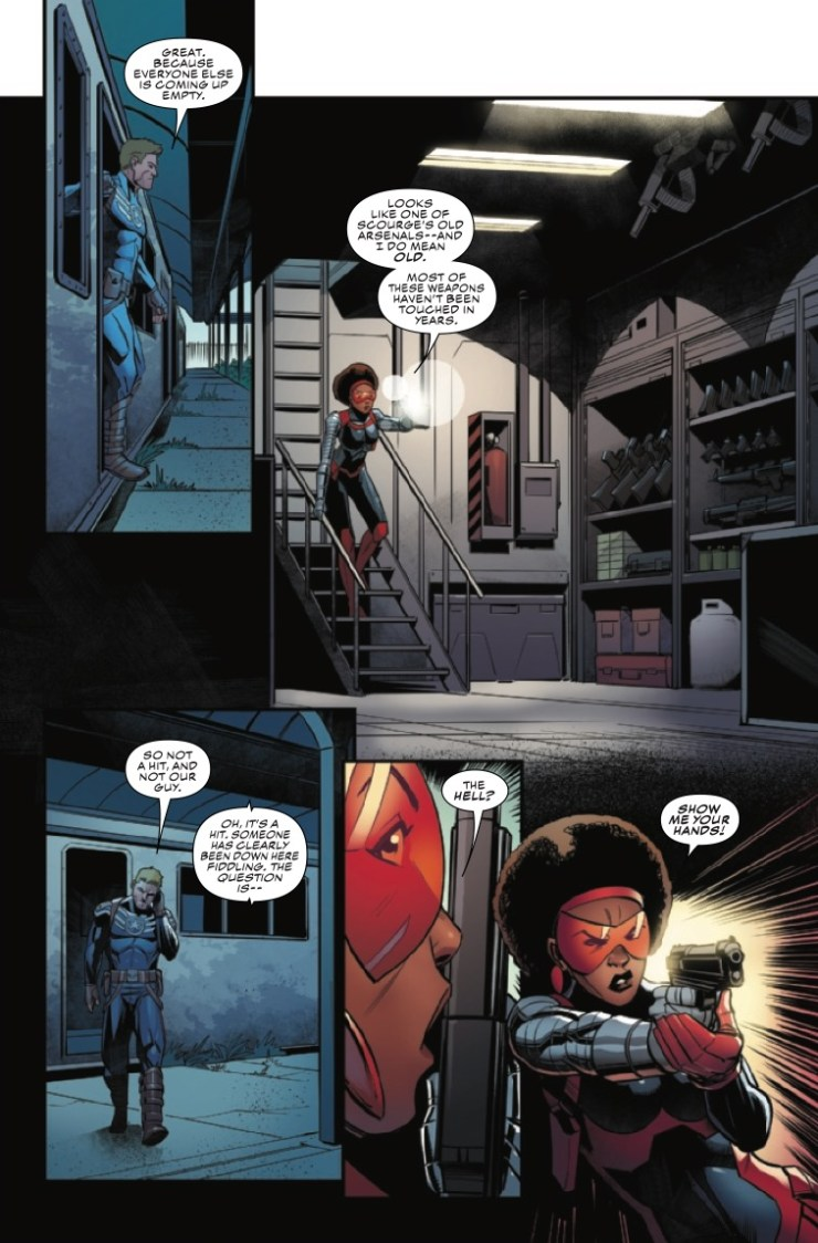 Marvel Preview: Captain America #16