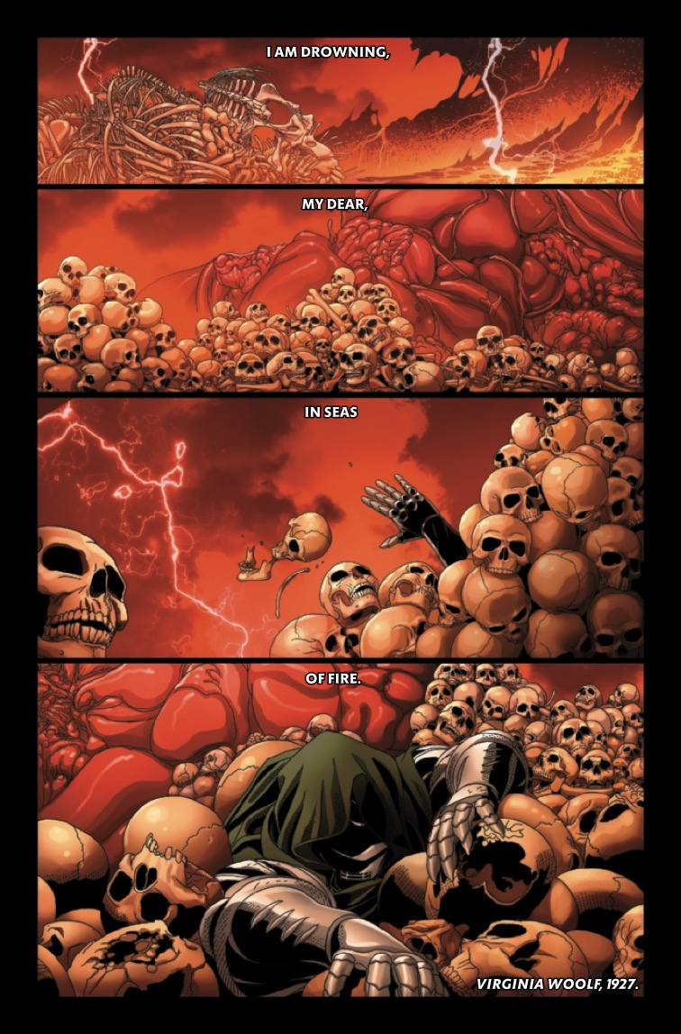 Doctor Doom #3 review: Hell is empty and Doom is here