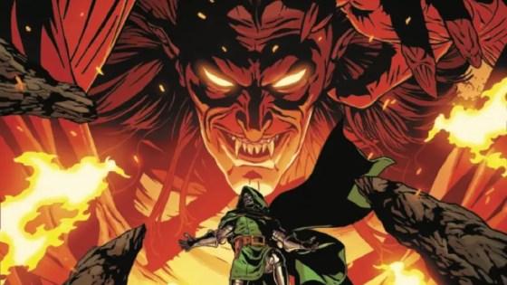 Marvel Preview: Doctor Doom #3