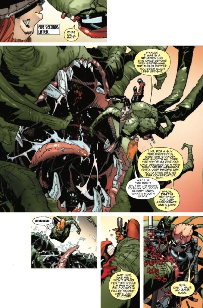 Marvel Preview: Deadpool #1