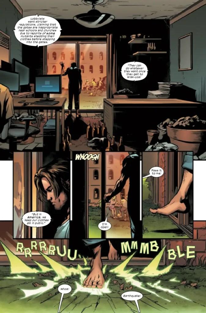 Marvel Preview: Excalibur #3