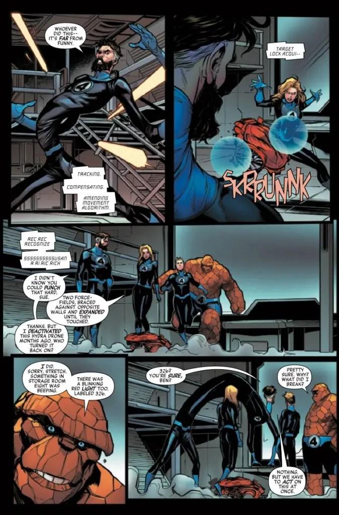 Fantastic Four by Dan Slott Vol. 4: Thing Vs. Immortal Hulk Review