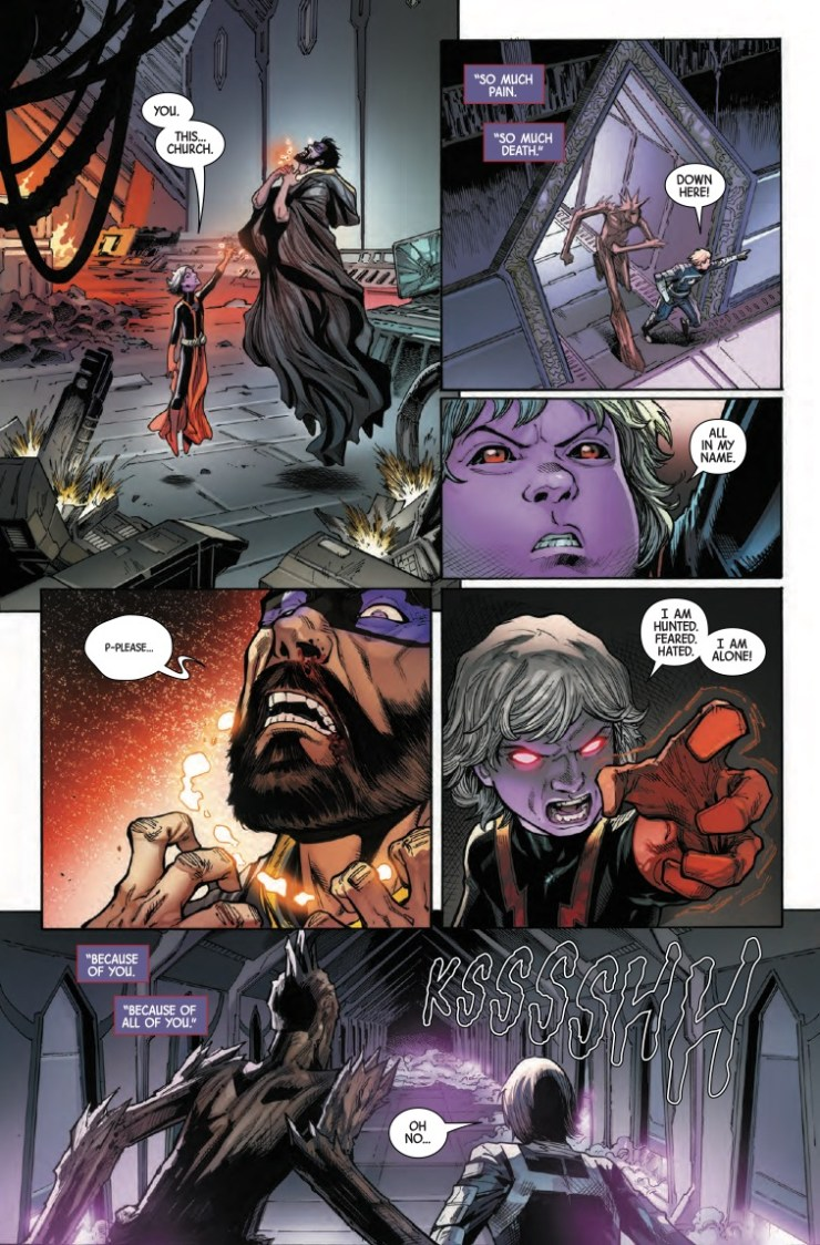 Marvel Preview: Guardians of the Galaxy #11