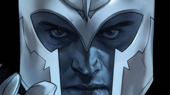 The artist-focused X-Men series continues in March with a tale about the master of magnetism!