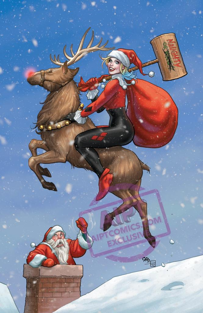 EXCLUSIVE DC Preview: Harley Quinn #68