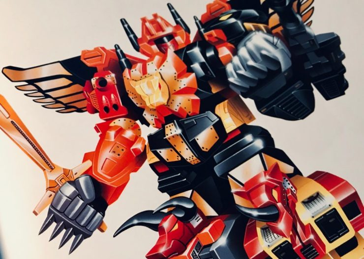 Transformers: A Visual History review - A nice gift for casual fans of the Robots in Disguise