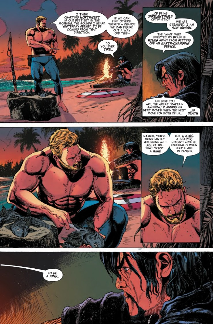 Marvel Preview: Invaders #11