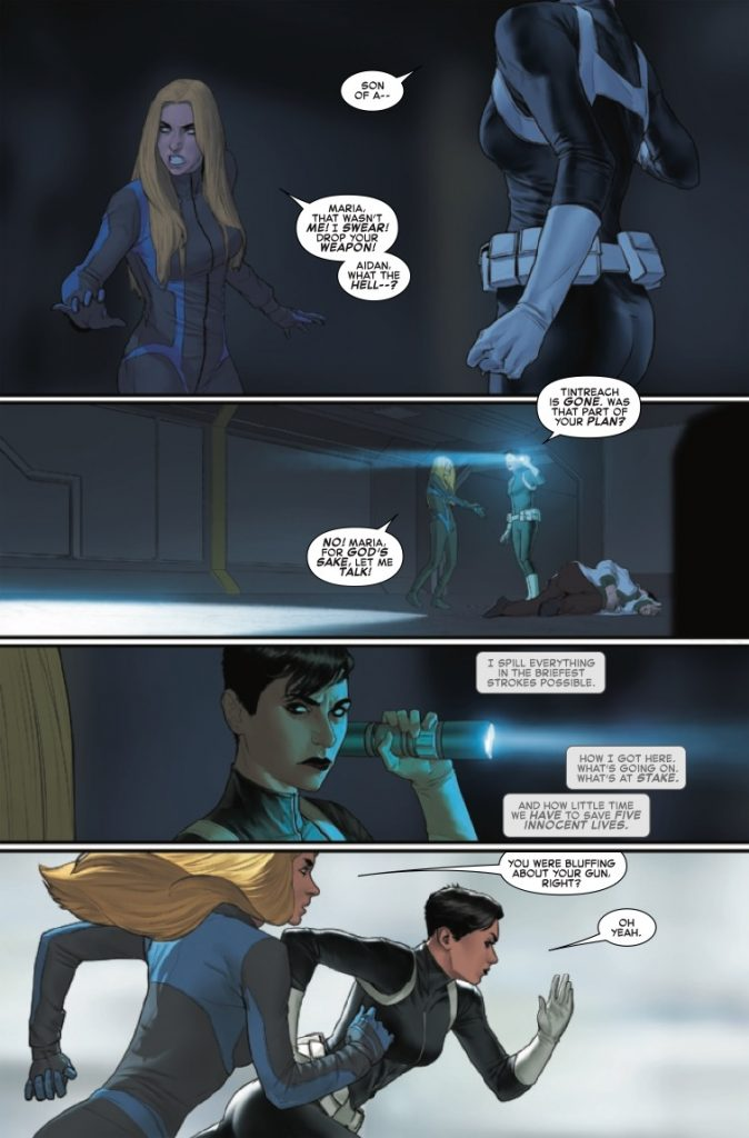 Marvel Preview: Invisible Woman #5