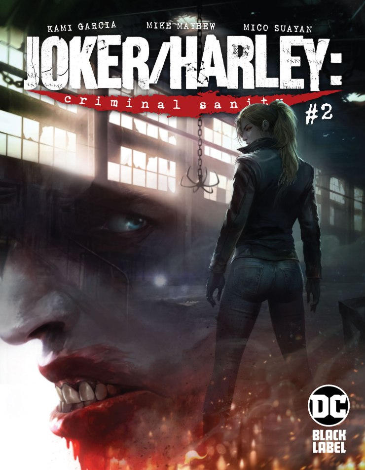 DC First Look: Joker/Harley: Criminal Sanity #2