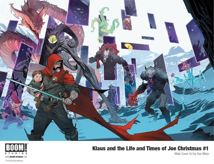 BOOM! Preview: Klaus and the Life and Times of Joe Christmas #1