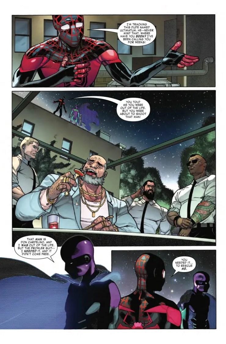 Marvel Preview: Miles Morales: Spider-Man #12