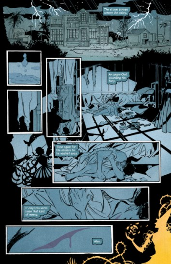 'Pretty Deadly: The Rat' #3: Get ready to have your amygdala set ablaze