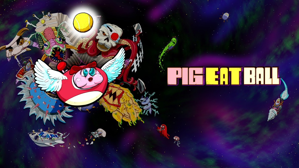 Pig Eat Ball Nintendo Switch review