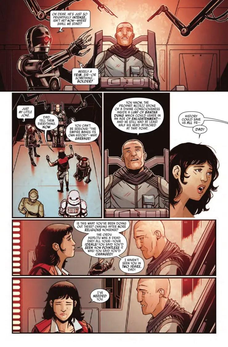 Marvel Preview: Star Wars: Doctor Aphra #38